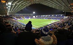 General View of St Andrew's Trillion Trophy Stadium