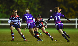 - Mandatory by-line: Paul Knight/JMP - 11/11/2017 - RUGBY - Cleve RFC - Bristol, England - Bristol Ladies v Loughborough Lightning - Tyrrells Premier 15s
