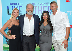 """Seth Rogen at the Los Angeles premiere of """"Like Father"""" held at the ArcLight Cinemas Hollywood on July 31, 2018 in Hollywood, CA. © O'Connor/AFF-USA.com. 31 Jul 2018 Pictured: Kayte Walsh, Kelsey Grammer and Phil Walsh. Photo credit: O'Connor/AFF-USA.com / MEGA TheMegaAgency.com +1 888 505 6342"""