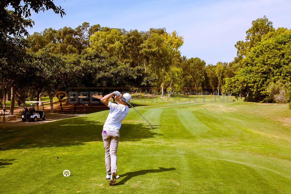 08-10-2015 -  Foto van Uitdagende par-3 holes bij Golf du Soleil in Agadir, Marokko. De 36 holes van Golf du Soleil werden ontworpen door Fernando Muela en Gerard Courbin.