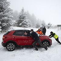 Heavy Snow 14.01.21