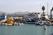 Dana Point Ship Yard in the Harbor