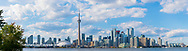 60912-00305 Toronto skyline from Toronto Island Park Toronto, Ontario Canada