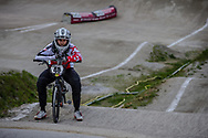 #48 (GRAF David) SUI during round 4 of the 2017 UCI BMX  Supercross World Cup in Zolder, Belgium.