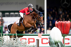 Deslauriers Lucy, USA, Hester<br /> Spruce Meadows Masters - Calgary<br /> © Hippo Foto - Dirk Caremans<br /> 09/09/2018