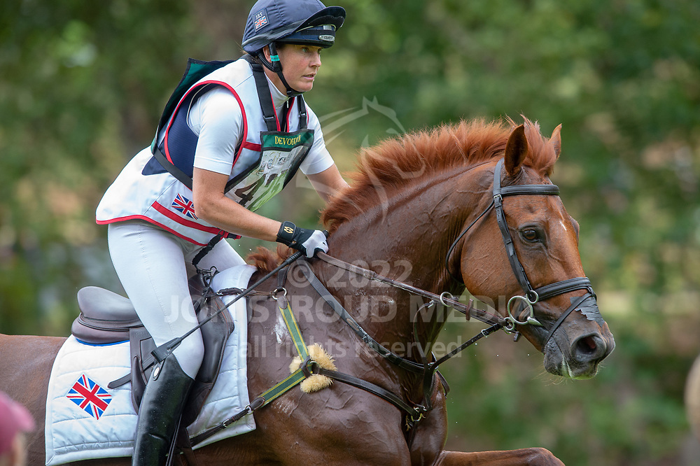 - Eventing Cross Country - FEI World Equestrian Games™ Tryon 2018 - Tryon, North Carolina, USA - 15 September 2018