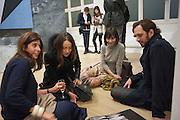 TAMARA CORN; ALESSANDRA MODIAN; ADINA DRINCEANU, Zhao Yao, Spirit Above All. Pace Soho, Lexington St. London. 11 February 2013