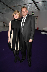 Actor PHILIP GLENISTER and his wife actress BETH GODDARD at the 2008 Glamour Women of the Year Awards 2008 held in the Berkeley Square Gardens, London on 3rd June 2008.<br /><br />NON EXCLUSIVE - WORLD RIGHTS
