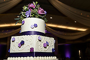 wedding cake by Tallmadge wedding photographer, Akron wedding photographer Mara Robinson Photography