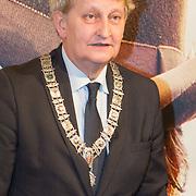 NLD/Amsterdam/20151130 - Film Premiere Publieke Werken, Burgemeester Eberhard van der Laan