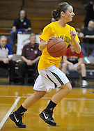 The Gold team defeated the Red squad 66- 33 in a Lorain County Girls Basketball All-Star Game at Lorain High on March 22, 2011 at Lorain High School.