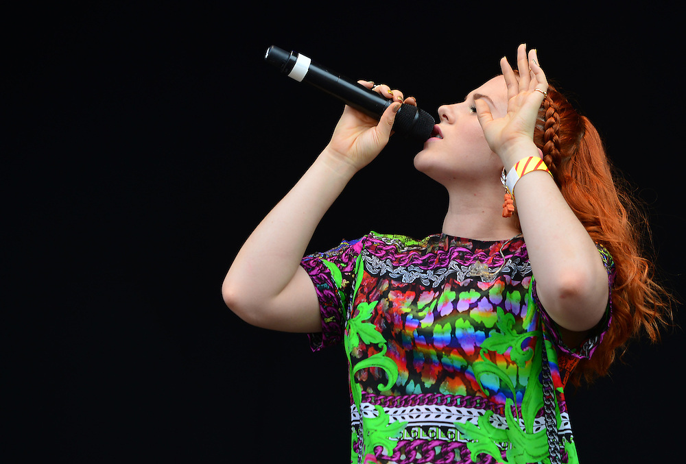 Leicester Music Festival will be held at the home of the Leicester Tigers, The Welford Road Stadium<br /> Katy B <br /> Pix Dave Nelson