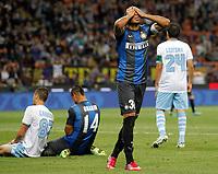 """Alvaro Pereira Inter, Milano 8/5/2013 .Stadio """"S.Siro"""".Football Calcio 2012/2013 Serie A.Inter Vs Lazio.Foto Marco Bertorello Insidefoto"""