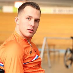 19-02-2020: Wielrennen: persmoment KNWU: Alkmaar19-02-2020: Wielrennen: persmoment KNWU: Alkmaar