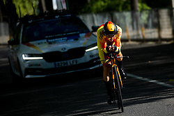 BILBAO LOPEZ DE ARMENTIA Pello of Spain competes during Men Time Trial at UCI Road World Championship 2020, on September 24, 2020 in Imola, Italy. Photo by Vid Ponikvar / Sportida