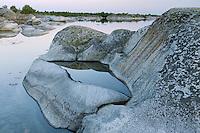 Coastal landscape in Kallskär.<br /> Stockholm Archipelago, Sweden
