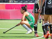 ANTWERP - BELFIUS EUROHOCKEY Championship.women  Ireland-Gemany (1-1).  Germany placed for semifinals . disappointed  Anna O'Flanagan (Irl) WSP/ KOEN SUYK