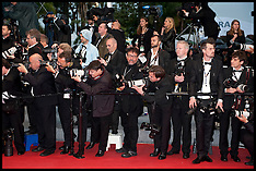 Photographers on the Red Carpet-Cannes 20-5-12