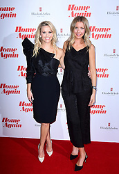 Reese Witherspoon and Hallie Myers-Shyer attending a screening of Home Again in London. Picture Date: Thursday 21 September. Photo credit should read: Ian West/PA Wire