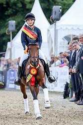, DKB Bundeschampionate 30.08. - 03.09.2017, Springdelight - Lilienthal, Laura