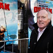 NLD/Amsterdam/20100321 -  Inloop premiere Hoe Tem je een draak, Peter Tuinman