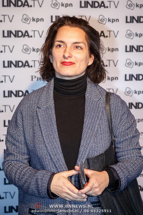 NLD/Amsterdam/20151026 - Lancering Linda TV, Carly Wijs