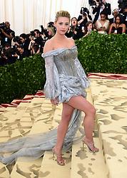Lili Reinhart attending the Metropolitan Museum of Art Costume Institute Benefit Gala 2018 in New York, USA.