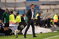 AVELLANEDA, BUENOS AIRES, ARGENTINA - 2017 NOVEMBER 01. Diego Cocca - manager of Racing during the Copa Sudamericana quarter-finals 2nd leg match between Racing Club de Avellaneda and Club Libertad at Estadio Juan Domingo Perón,  <br /> ( Photo by Sebastian Frej )