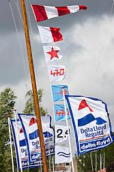 © Sander van der Borch - Medemblik - the Netherlands, May 26th 2011. Delta Lloyd Regatta in Medemblik (26/30 May 2011). Day 3.