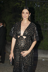 July 12, 2018 - Madrid, Spain - Dafne Fernández attends Vogue 30th Anniversary Party at Casa Velazquez on July 12, 2018 in Madrid, Spain. (Credit Image: © Oscar Gonzalez/NurPhoto via ZUMA Press)