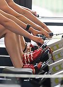 """Caversham, Nr Reading, Berkshire.<br /> """"Red Shoes"""" Ergo Room.<br /> GBRowing Media Day.<br /> <br /> Wednesday  DATE}<br /> <br /> [Mandatory Credit: Peter SPURRIER/Intersport Images]"""