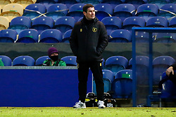 Mansfield Town manager Nigel Clough - Mandatory by-line: Ryan Crockett/JMP - 17/02/2021 - FOOTBALL - One Call Stadium - Mansfield, England - Mansfield Town v Bolton Wanderers - Sky Bet League Two
