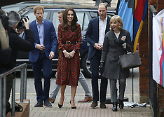 London The Duchess of Cambridge- 19 Dec 2016