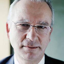 PARIS, FRANCE. DECEMBER 3, 2010. Michel de Rosen, Eutelsat's CEO, in his office in Paris. (Photo by Antoine Doyen)