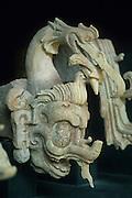 Copàn: Sculpture Museum, stone carvings.