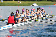 Race: 66  Event: Women's Challenge Eights - Open - Final D<br /> <br /> National Schools Regatta 2018<br /> Sunday<br /> <br /> To purchase this photo, or to see pricing information for Prints and Downloads, click the blue 'Add to Cart' button at the top-right of the page. The Metropolitan Regatta 2018