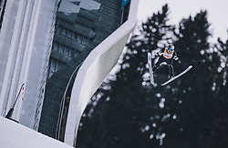 31.12.2019, Olympiaschanze, Garmisch Partenkirchen, GER, FIS Weltcup Skisprung, Vierschanzentournee, Garmisch Partenkirchen, Qualifikation, im Bild Ryoyu Kobayashi (JPN) // Ryoyu Kobayashi of Japan during his qualification Jump for the Four Hills Tournament of FIS Ski Jumping World Cup at the Olympiaschanze in Garmisch Partenkirchen, Germany on 2019/12/31. EXPA Pictures © 2019, PhotoCredit: EXPA/ JFK