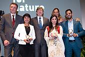 Koning aanwezig bij  Future For Nature Awards 2017