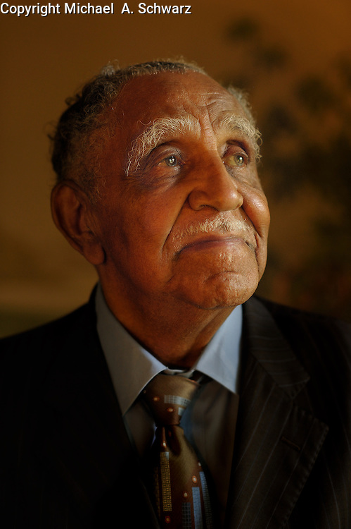 10/4/11 6:09:50 -- Atlanta, GA, U.S.A<br />  -- Rev. Joseph Lowery is turning 90-years-old and a large party/tribute is in the works. Photographed at his home in Atlanta.<br /> <br /> <br /> Photo by Michael  A. Schwarz