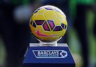 Nike Ordem Barclays Premier League match ball 2014-15 Season - Barclays Premier League - Southampton vs Manchester City - St Mary's Stadium - Southampton - England - 30th November 2014 - Pic Robin Parker/Sportimage