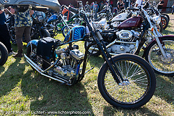 Sportster Showdown Bike Show presented by Led Sled and Biltwell at the Buffalo Chip during the 78th annual Sturgis Motorcycle Rally. Sturgis, SD. USA. Tuesday August 7, 2018. Photography ©2018 Michael Lichter.