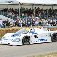 1986-1987 Mazda 757 Group C, Goodwood Festival of Speed 2007