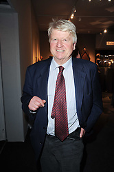 Private View of the Pavilion of Art & Design London 2010 held in Berkeley Square, London on 11th October 2010.<br /> Picture Shows:-STANLEY JOHNSON