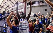 Commando Ultra' Dinamo, Rashawn Thomas<br /> Banco di Sardegna Dinamo Sassari - Acqua San Bernardo Cantu'<br /> LBA Serie A Postemobile 2018-2019<br /> Sassari, 12/05/2019<br /> Foto L.Canu / Ciamillo-Castoria