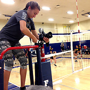 11/6/15 5:28:51 PM --- SPORTS SHOOTER ACADEMY 12 --- Orange County, CA.<br /> Copyright Sports Shooter, Inc. Behind the Scenes with the cast and crew of Sports Shooter Academy.