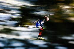 Veronika Machyniakova (SVK) during the Women 15 km Individual Competition at day 2 of IBU Biathlon World Cup 2019/20 Pokljuka, on January 23, 2020 in Rudno polje, Pokljuka, Pokljuka, Slovenia. Photo by Peter Podobnik / Sportida
