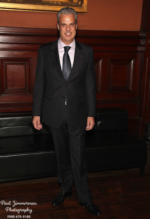 NEW YORK, NY - MARCH 17:  Eric Ripert attends the Lycee Francais de New York 2012 gala at the Park Avenue Armory on March 17, 2012 in New York City.  (Photo by Paul Zimmerman/WireImage)