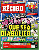 March 27, 2021 (LATIN AMERICA): Front-page: Today's Newspapers In Latin America