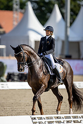 De Graeve Laura, BEL, Charlie<br /> European Championship Dressage Hagen 2021<br /> © Hippo Foto - Dirk Caremans<br /> 11/09/2021
