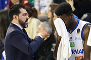 Hunt Dario e Magro Alessandro, Germani Basket Brescia vs Vanoli Cremona - 13 giornata Campionato LBA 2017/2018, PalaGeorge Montichiari 2 gennaio 2018 - foto BERTANI/Ciamillo